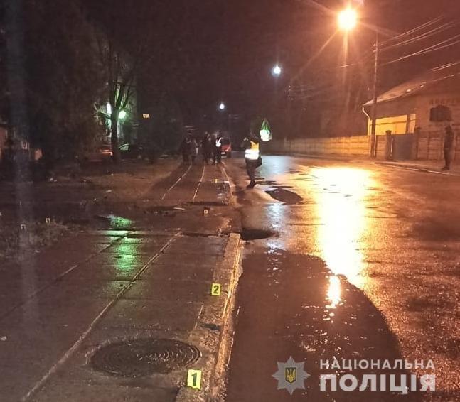 Смертельна аварія у Турці, Фото: поліція Львівщини