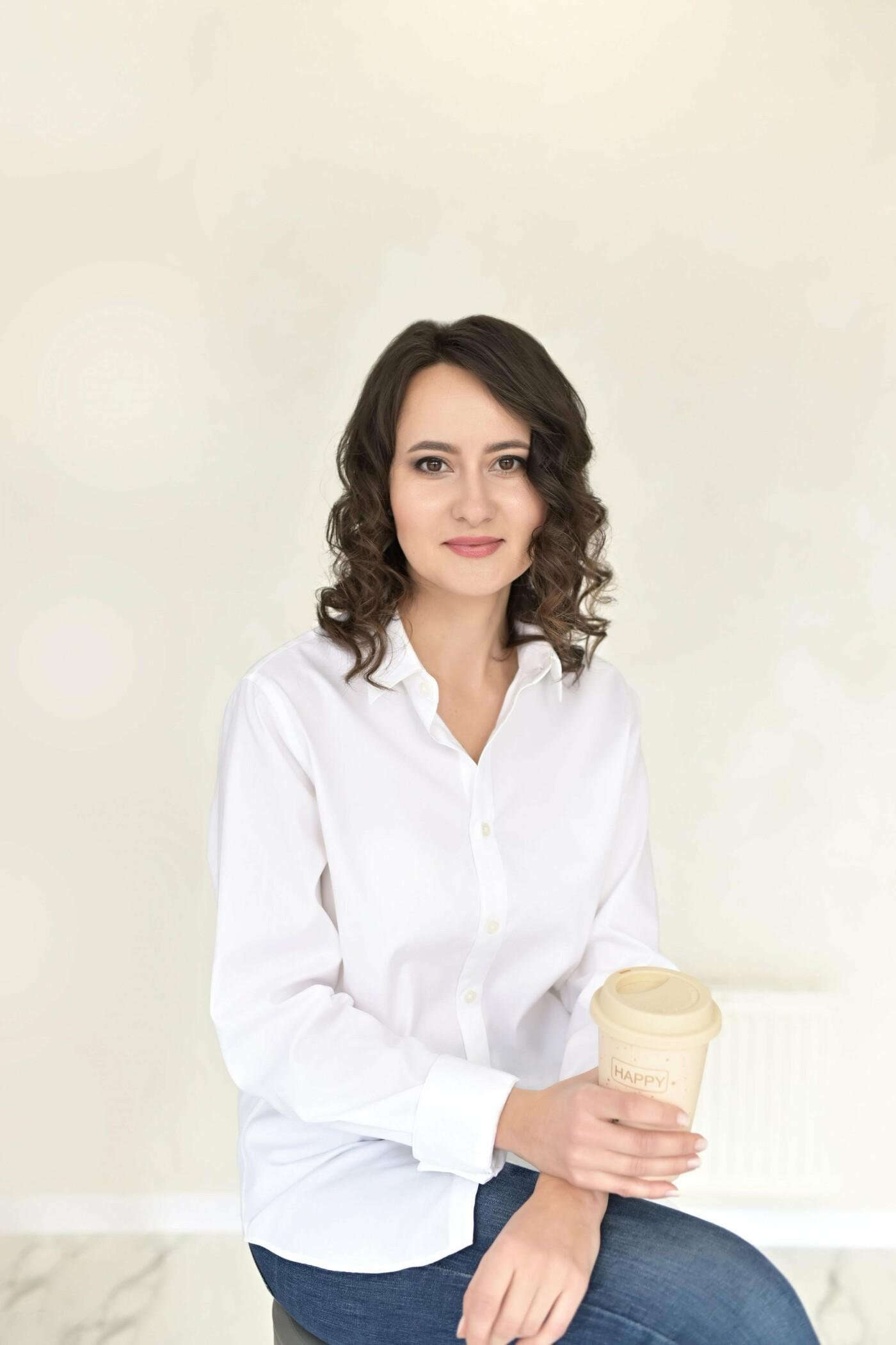Олена Романенко