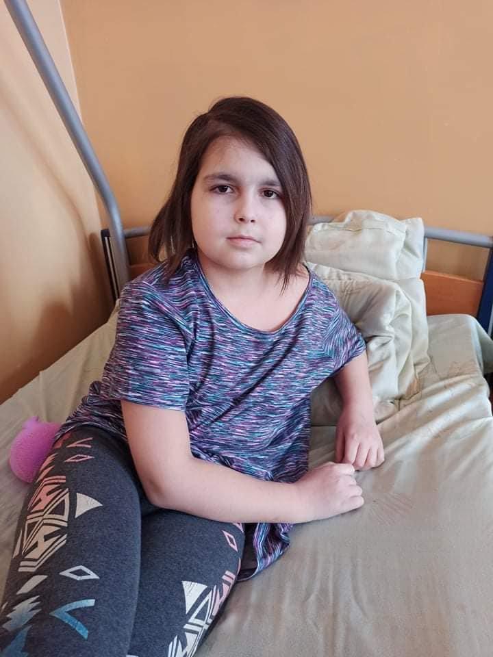 У Львові успішно прооперували 11-річну дівчинку з рецидивом пухлини головного мозку, Фото: ЛМР