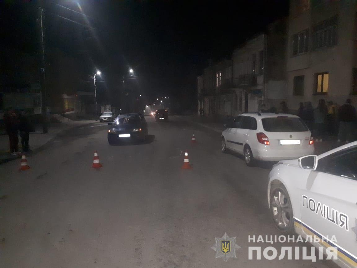 ДТП у Перемишлянах, Фото: поліція Львівщини