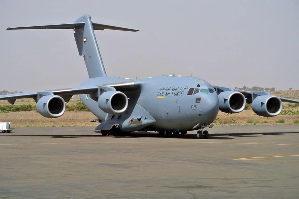 Військово-транспортний літак ВПС США C-17A Globemaster, Назар Приходько