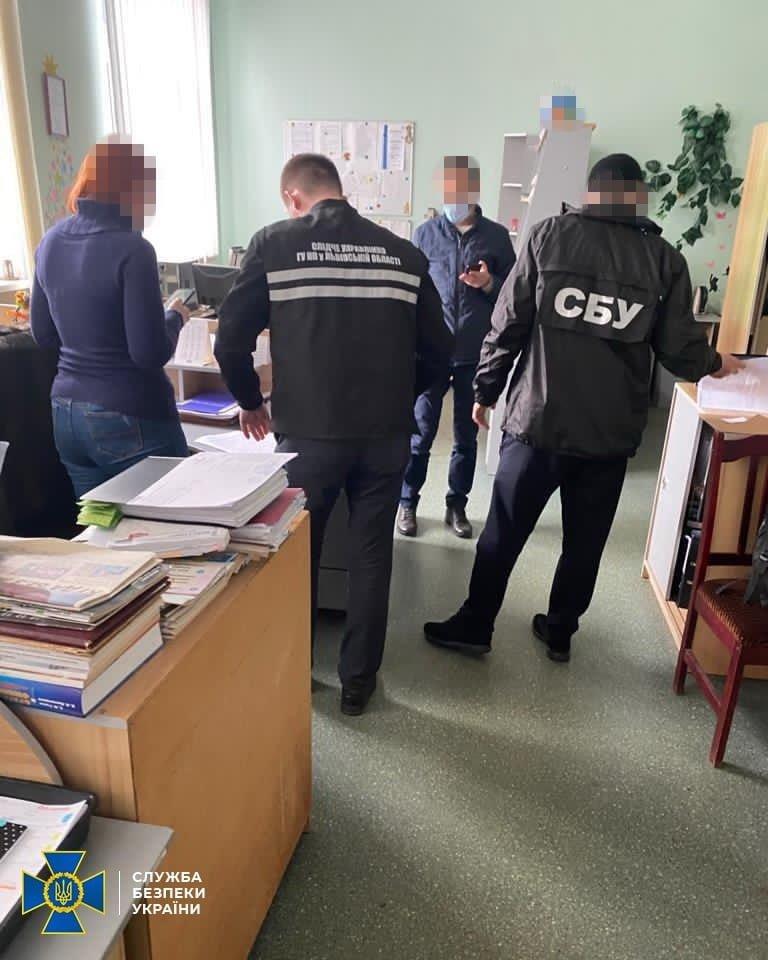 СБУ вийкрила на корупційній схемі посадовців Львівської залізниці, Фото - СБУ