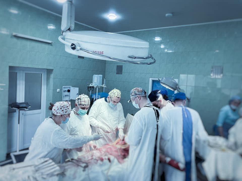 Надскладна операція тривала 5 годин