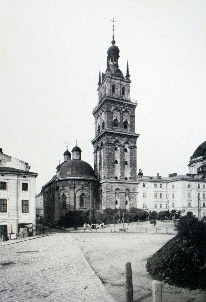 Успенська церква, Фото: lia.lvivcenter.org