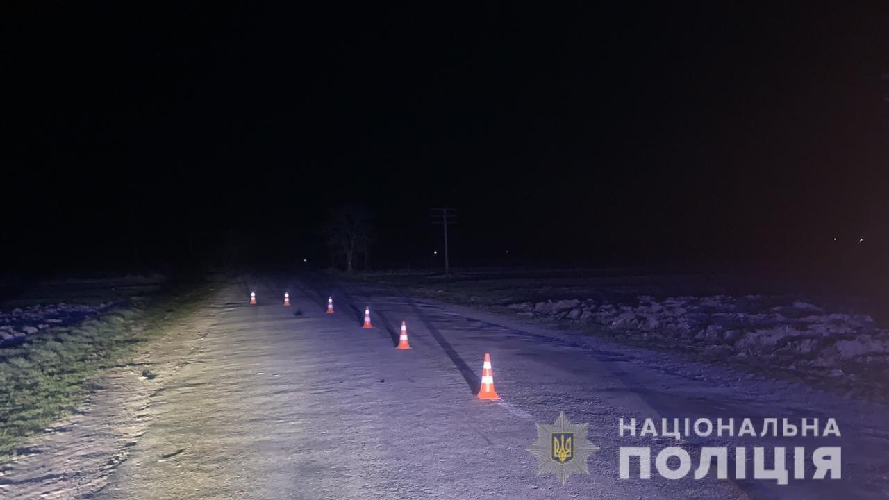 Смертельна ДТП, Фото: поліція