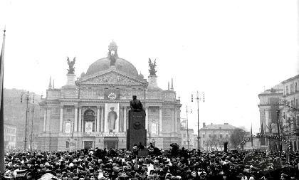 Пам'ятник Леніну, Фото: upload.wikimedia.org