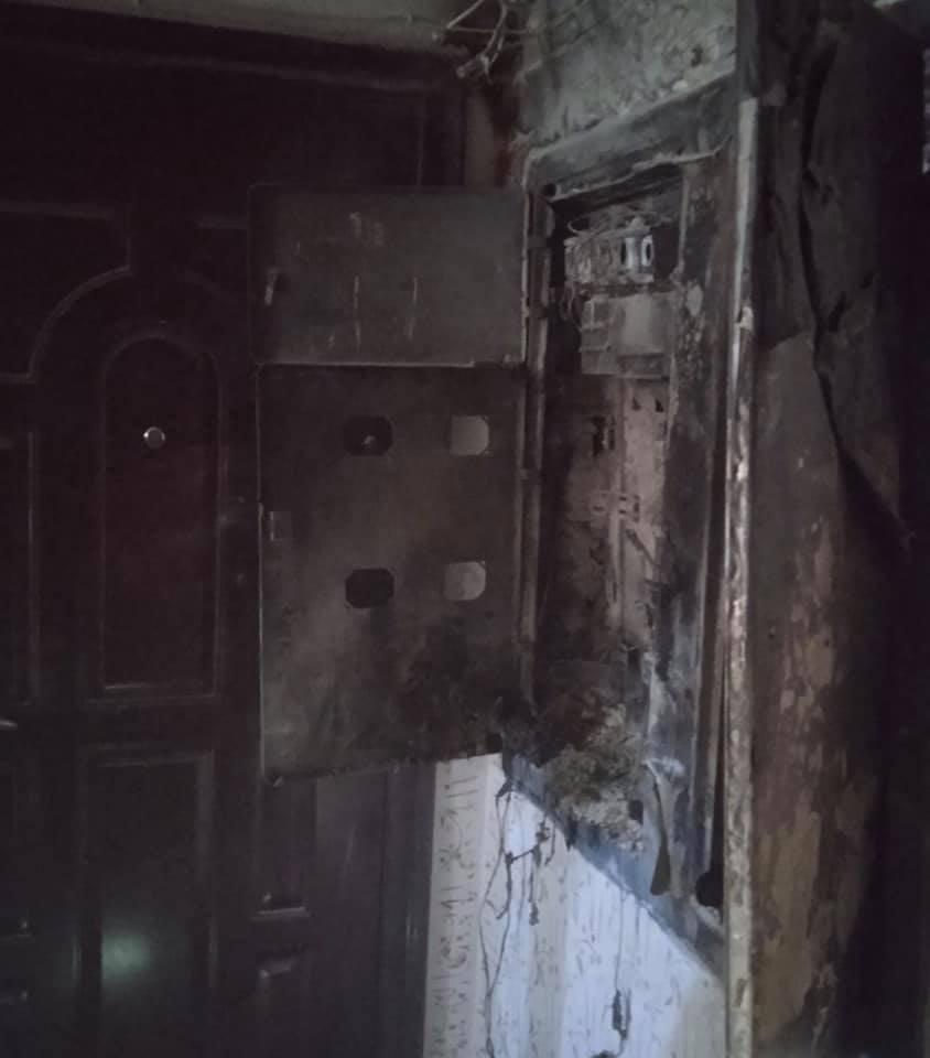 Пожежа у Червонограді, Фото: пресслужби ДСНС у Львівській області