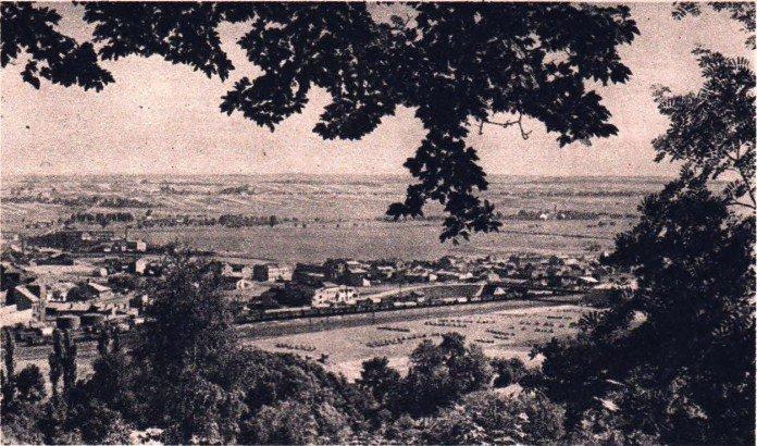 """""""Знесіння"""", 1930-ті рр., Фото: photo-lviv.in.ua"""