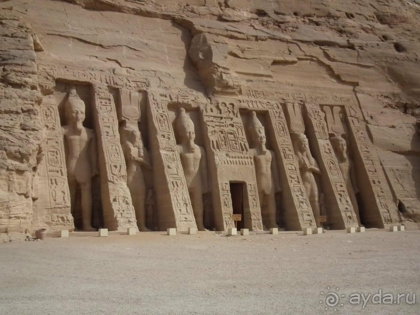 Долина фараонів у Луксорі, Фото - з відкритого доступу