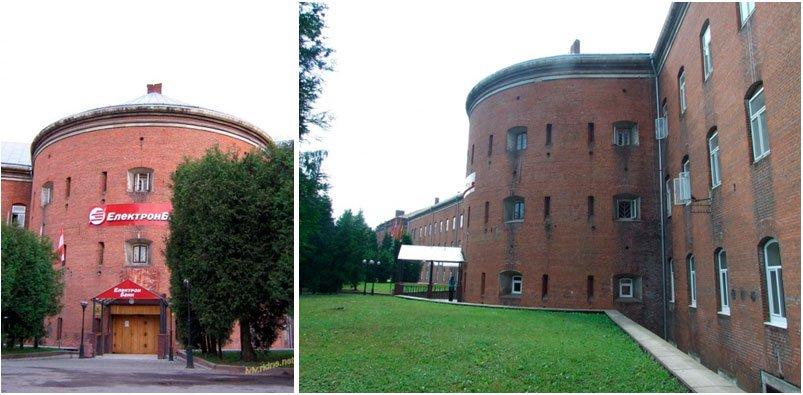 "Одна із башт, де діяв ""Електрон Банк"", Фото: photo-lviv.in.ua"