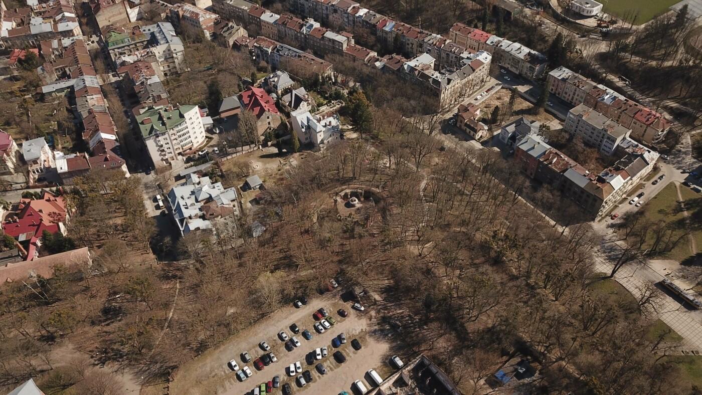"""Територія львівської """"Цитаделі"""", Фото: Тарас Халус"""
