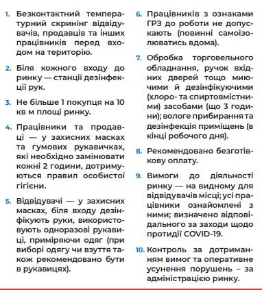 Протокол роботи непродовольчих ринків, Фото: пресслужби Львівської міськради
