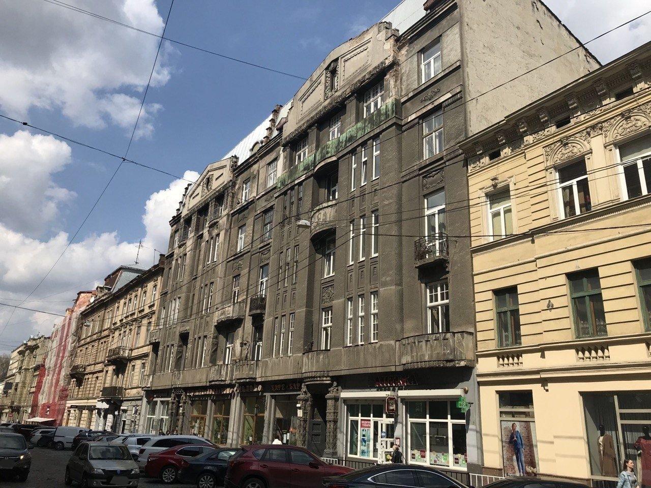 Кам'яниця на Словацького у Львові, Фото: 032.ua