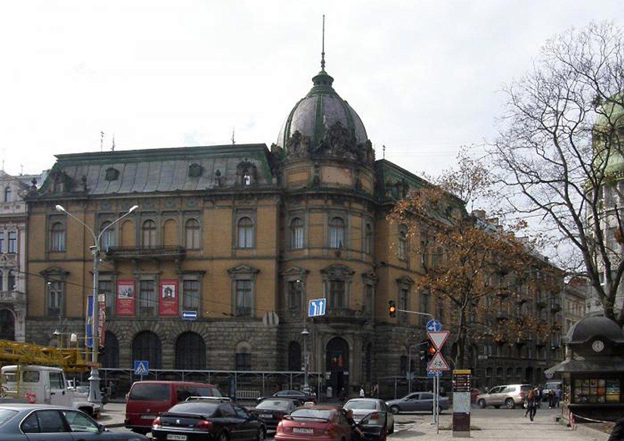 Музей етнографії і народного промислу, Фото: wikimapia.org
