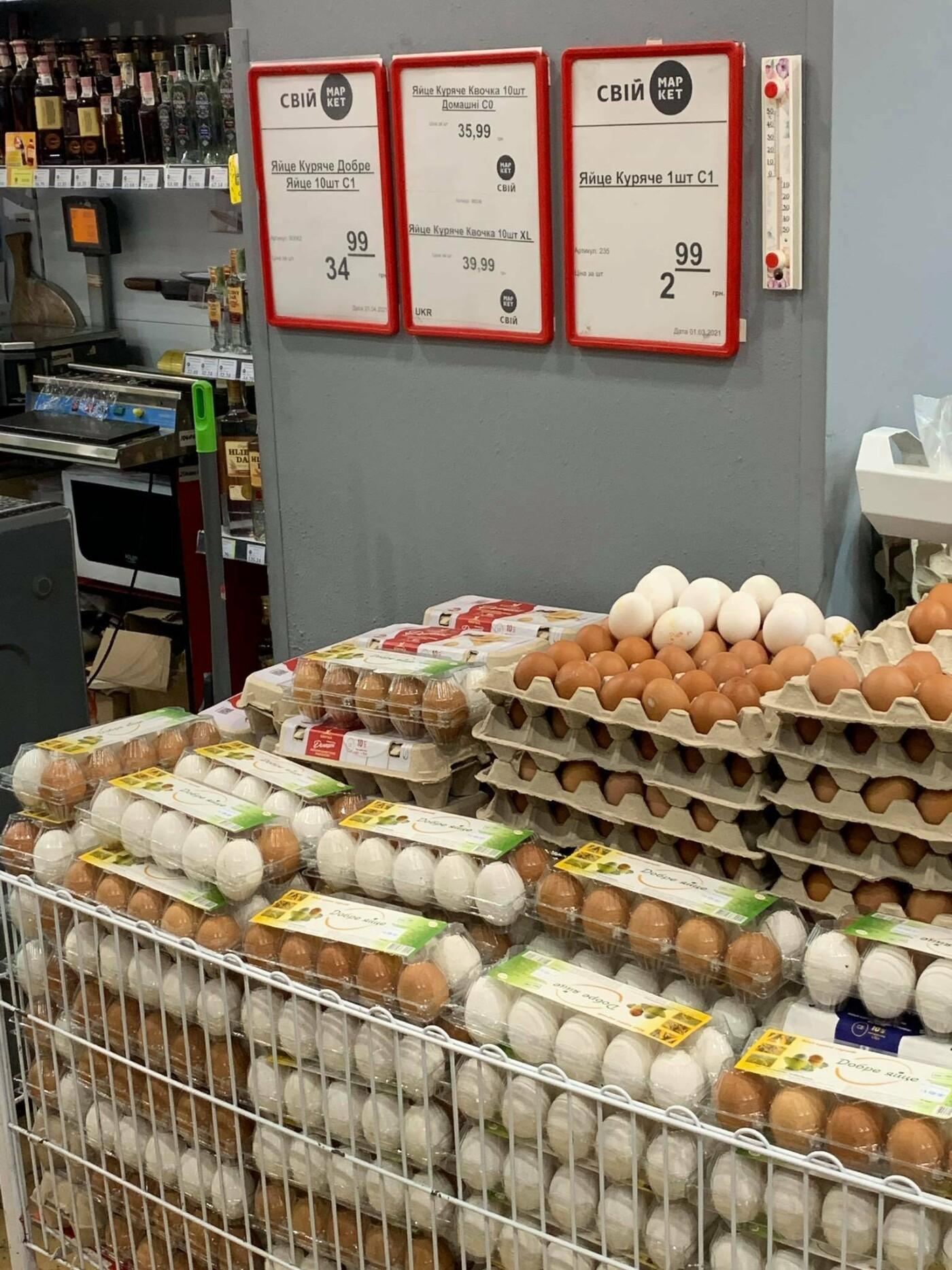 """Великодній кошик у супермаркеті """"Свій Маркет"""", Фото - 032"""