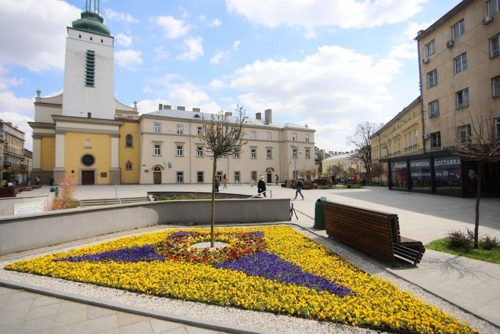 Площа Митна у Львові, Фото: Роман Балук