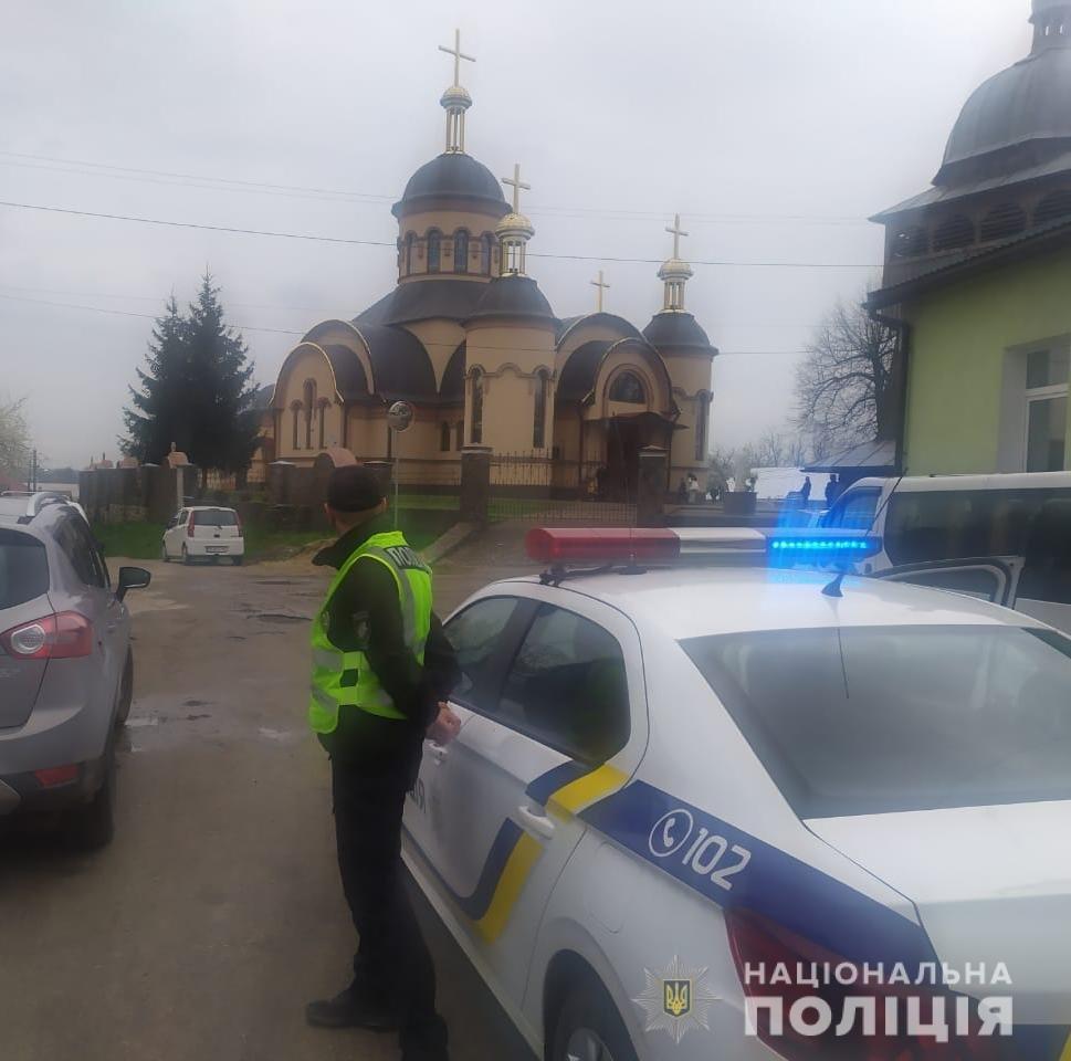 Великдень у Львові та області відсвяткували без грубих порушень публічного порядку