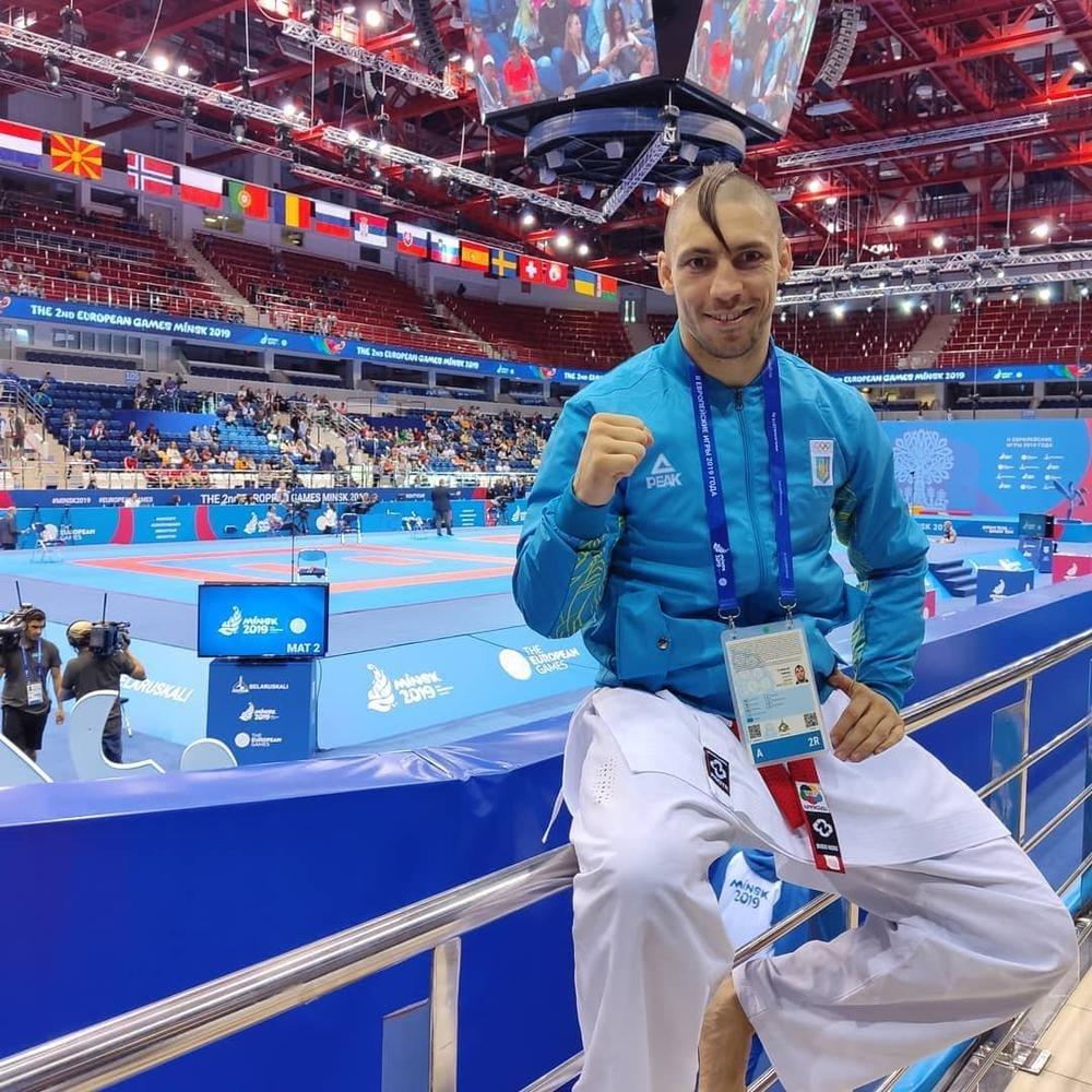 Станіслав Горуна, Фото: Facebook-сторінці спортсмена