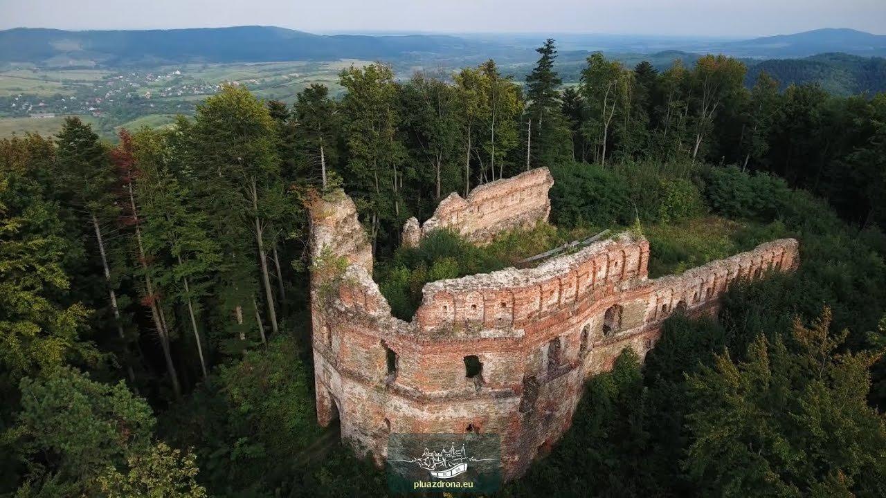 Добромильський замок на Львівщині, Фото - з відкритого доступу