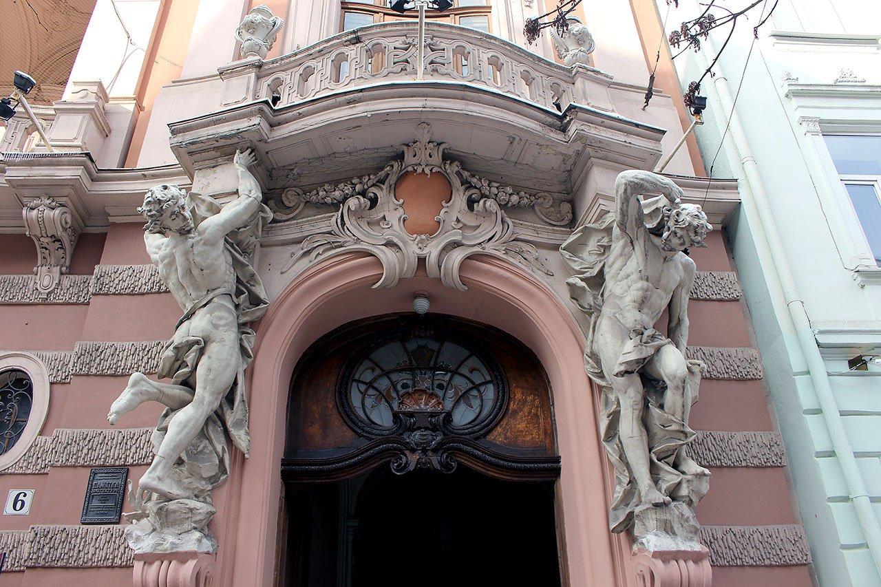 Будинок вчених, Фото: photo-lviv.in.ua