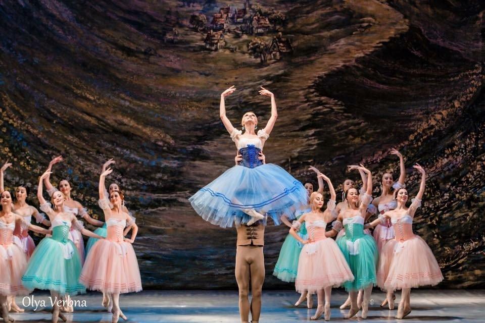 Бути мамою-балериною: історія солістки Львівської опери, фото-1