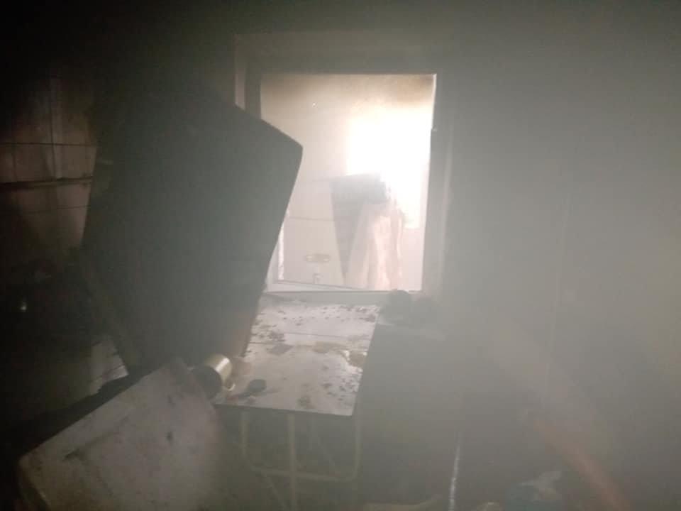 Пожежа у Червонограді