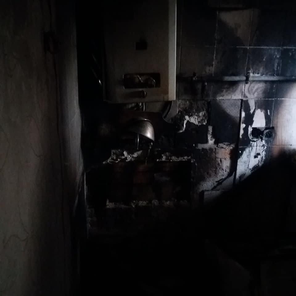 Пожежа в Червонограді