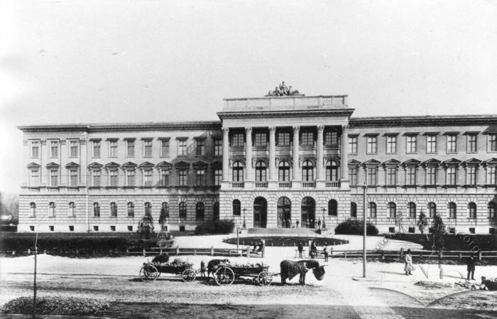 Головний корпус Львівської Політехніки, Фото: lvivcenter.org