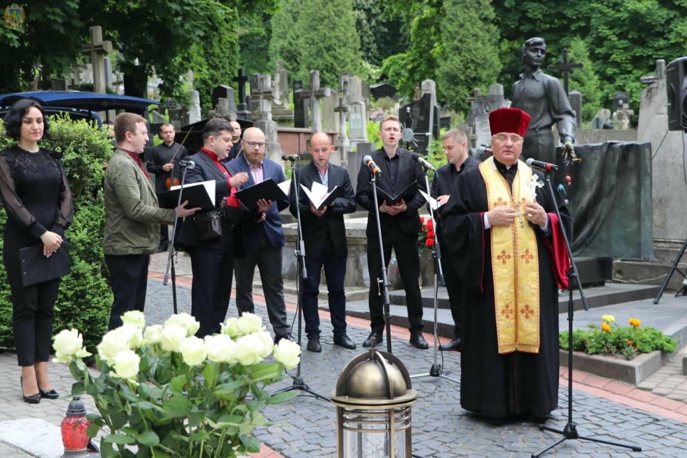 На Личакові відкрили пам'ятник музичному генію Мирославу Скорику, - ФОТО, фото-2