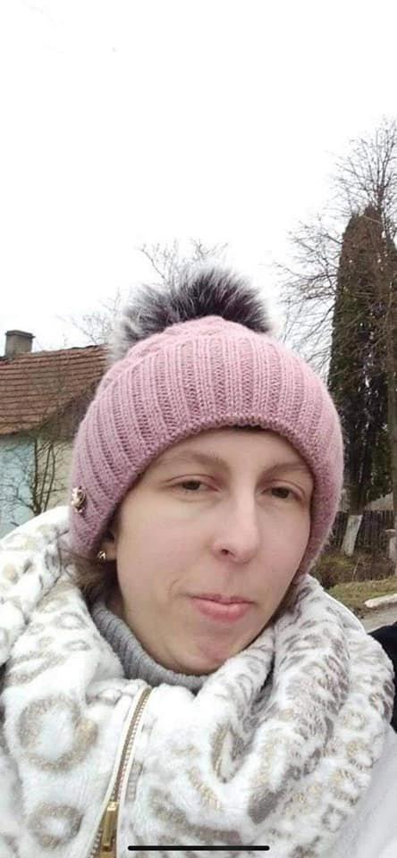 Розшукують Любуську Христину Володимирівну, Фото - Ігор Зінкевич