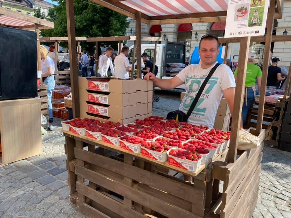У центрі Львова відкрився фермерський ярмарок, - ФОТО, фото-4, Фото: Львівська міськрада