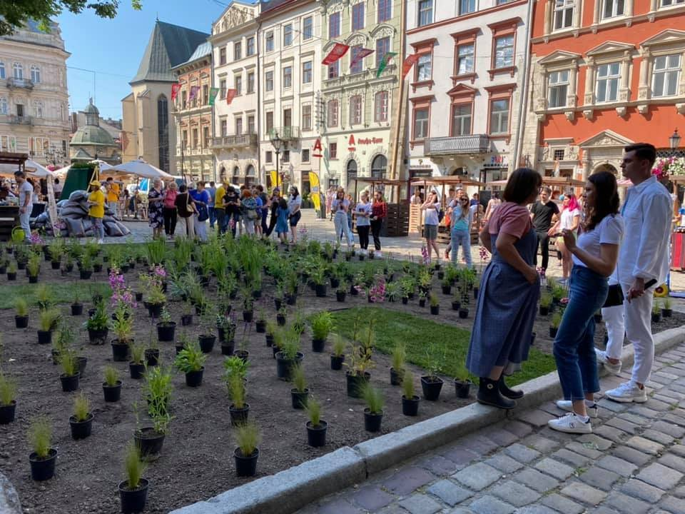 У центрі Львова відкрився фермерський ярмарок, - ФОТО, фото-7, Фото: Львівська міськрада