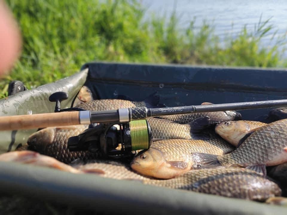 Риболовля у Яворівському районі, Фото: Trident Lake - офіційна, фейсбук