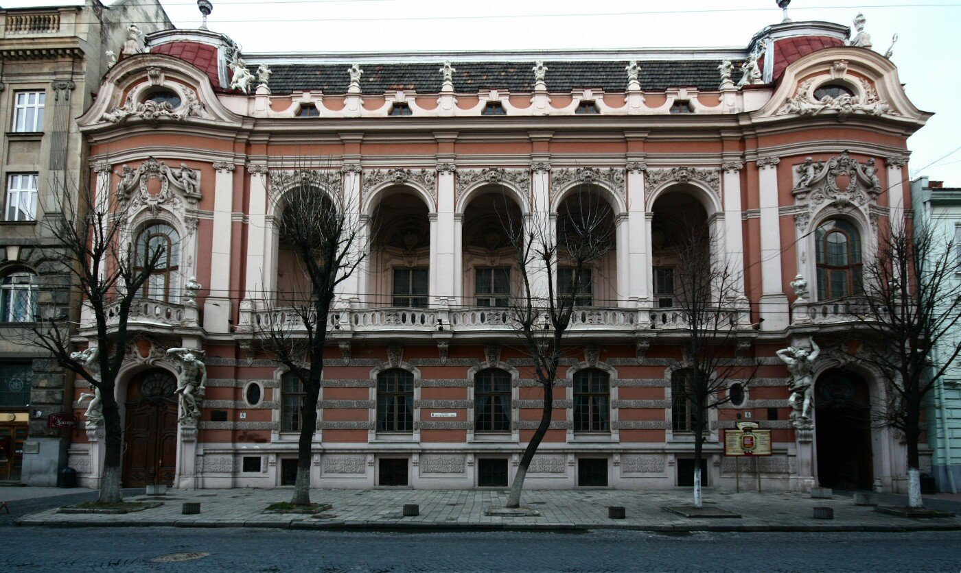 Будинок вчених, Фото: wikipedia.org
