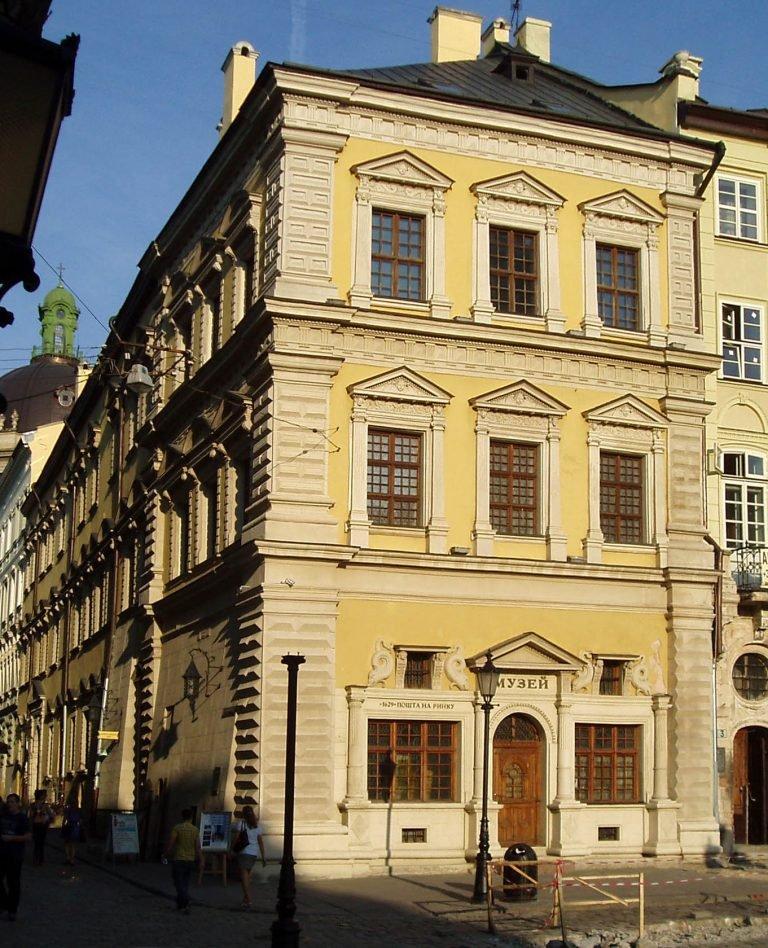 Палац Бандінеллі, Фото: hotel-edem.lviv.ua