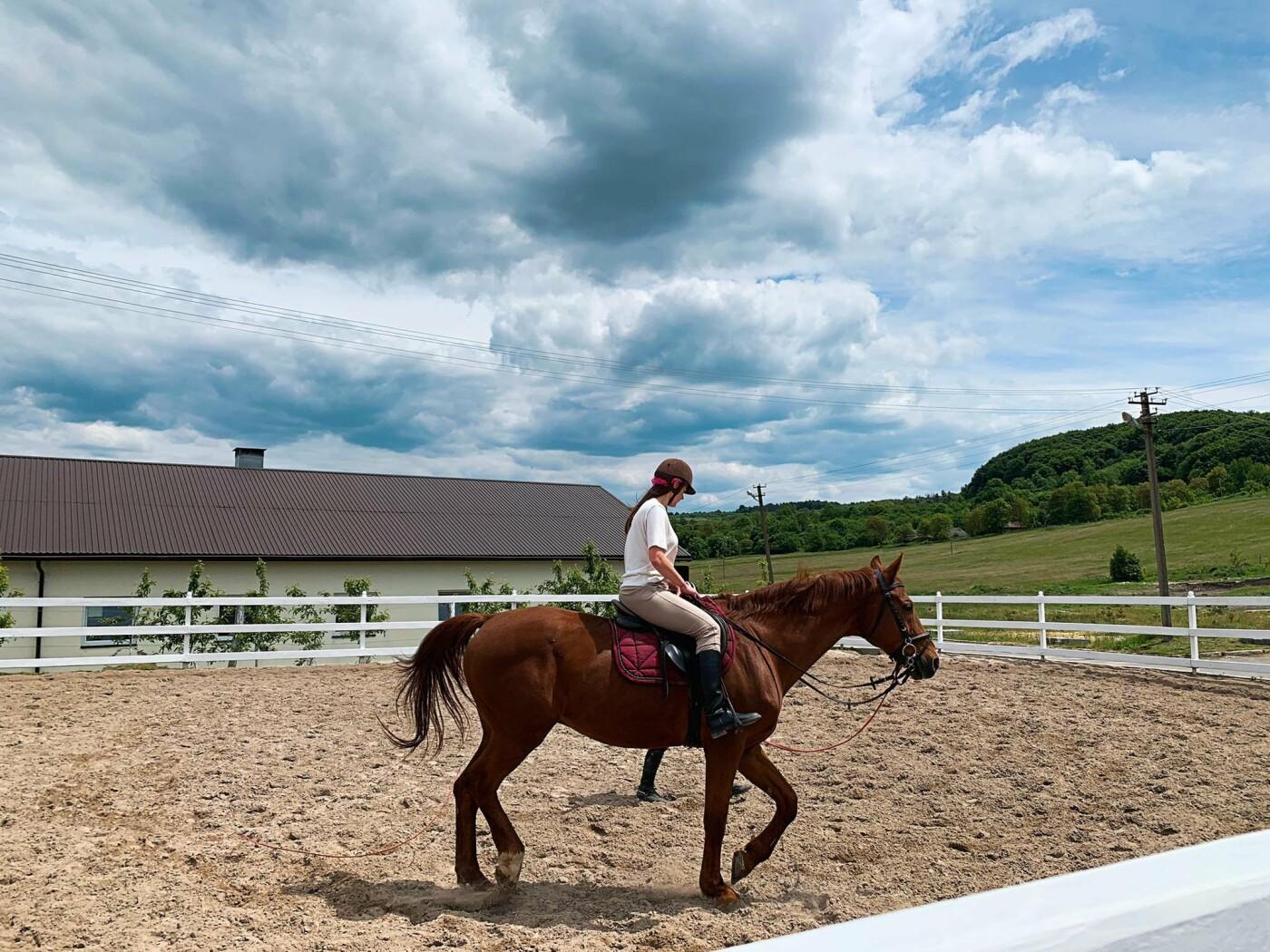 """Катання на конях у """"Hemingway"""", Фото -  """"Hemingway"""""""
