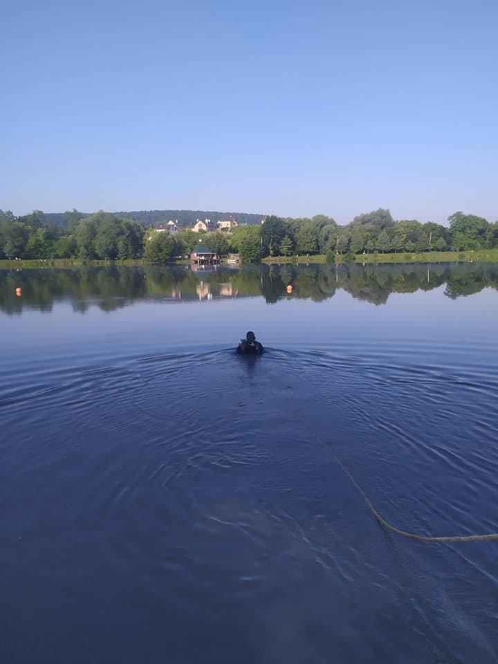 На Львівщині водолази дістали із водойм тіла двох потопельників, фото-1