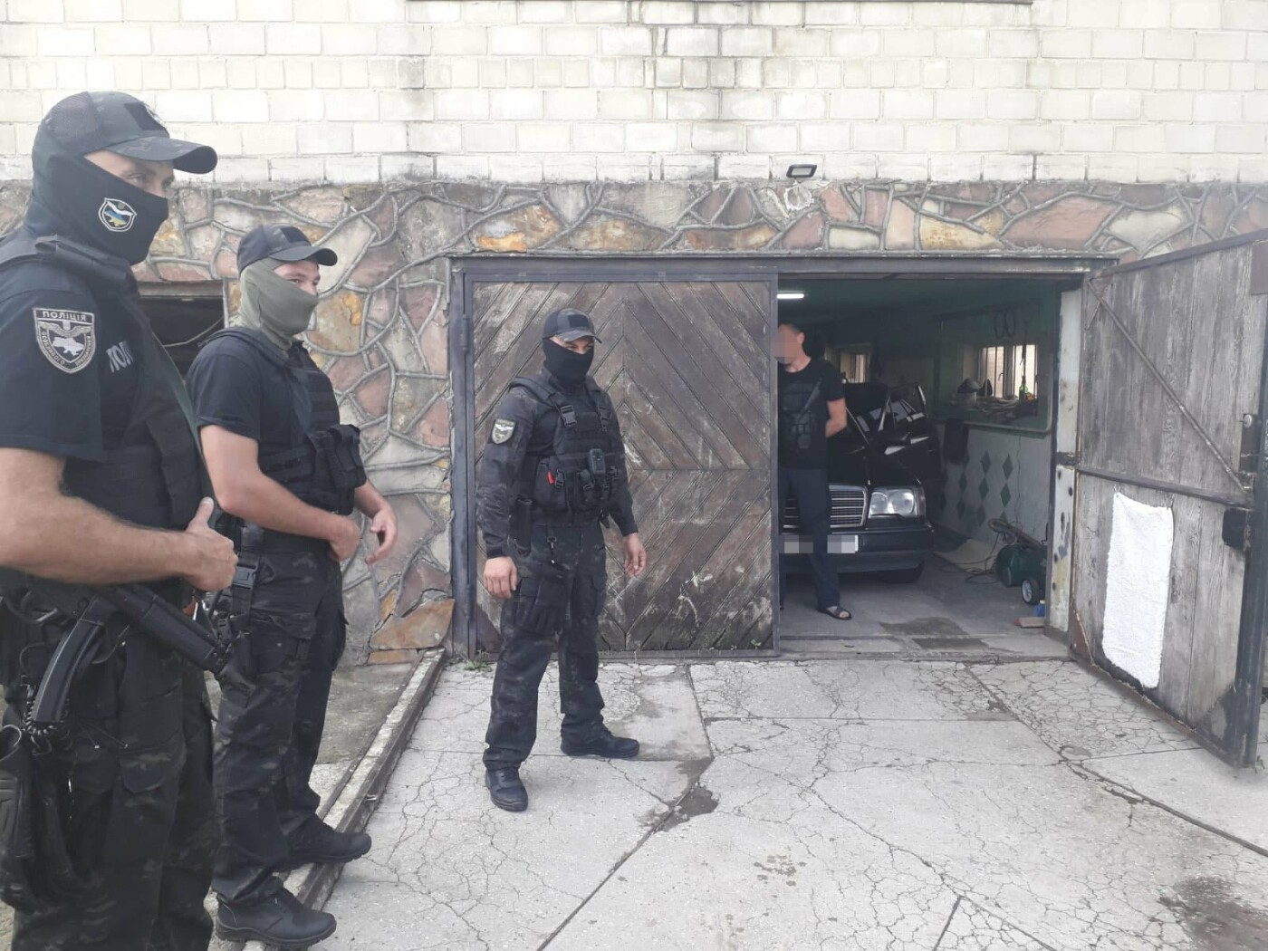 Вбивство у Бориславі, Фото - поліція Львівщини