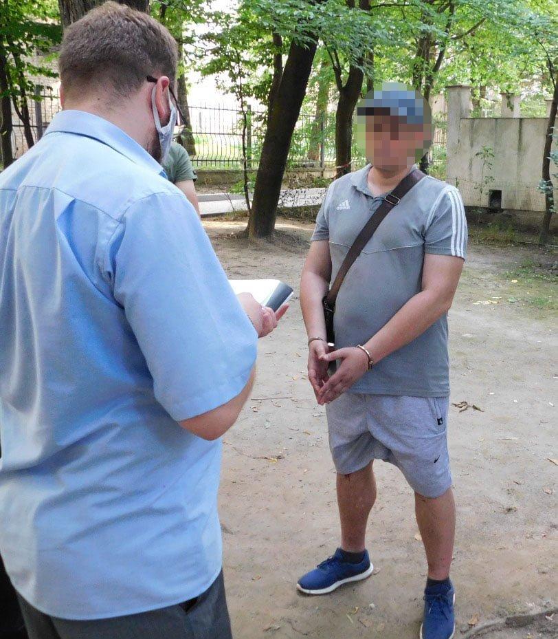 У Львові чоловік викрав у пенсіонерки 10 тисяч євро, Фото - поліція Львівщини