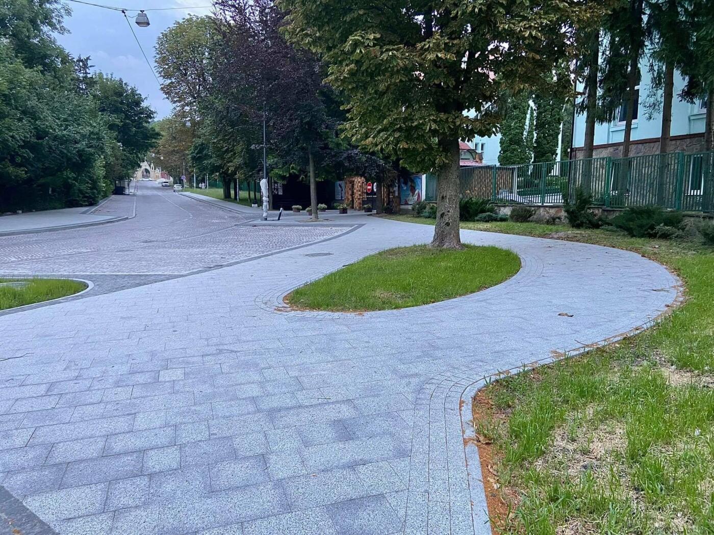 Оновлена вулиця Пекарська у Львові, Фото - Yura Kobernyk