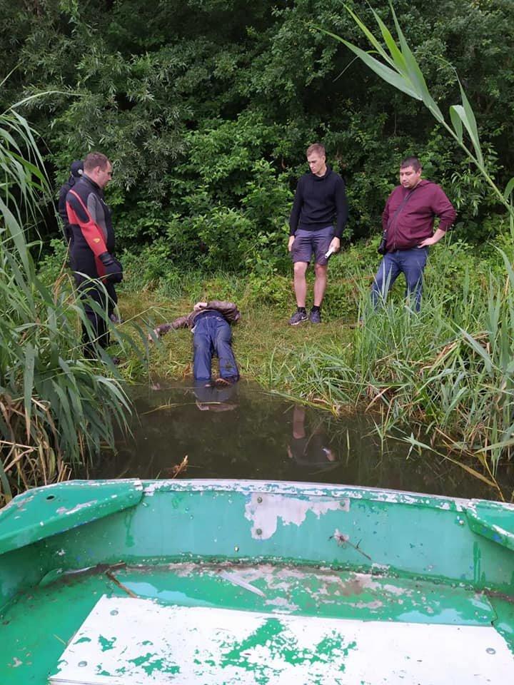 У Наварії стався нещасний випадок з рибалкою, Фото - водолазна служба