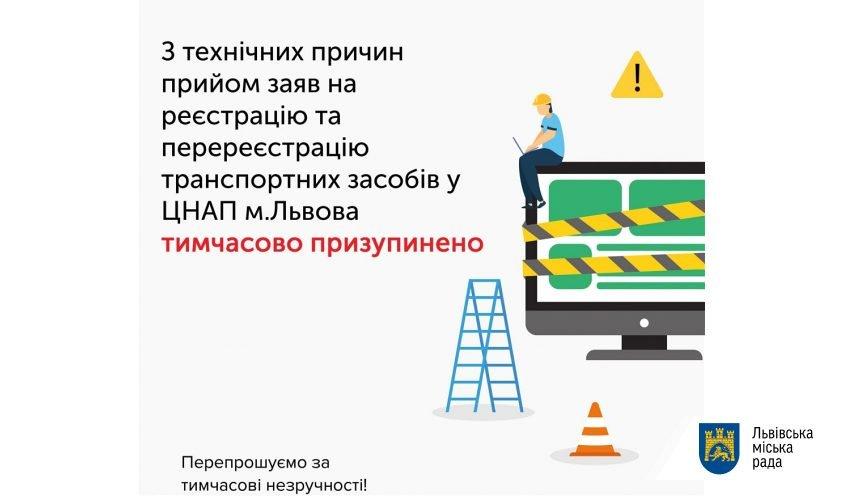 Проблеми у ЦНАПах Львова, Фото - ЛМР