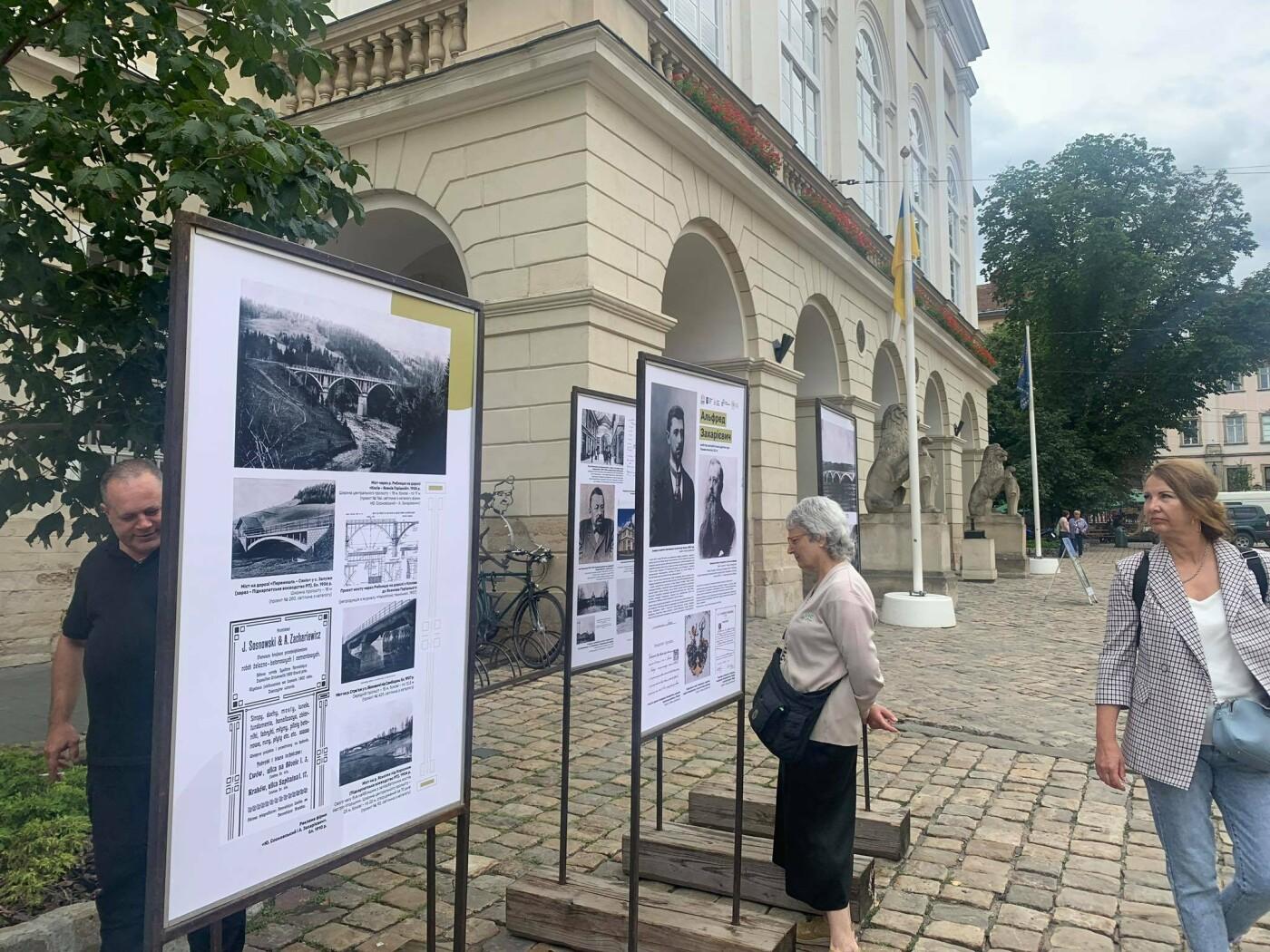 Початок кураторської екскурсії спорудами Альфреда Захарієвича, Фото - 032