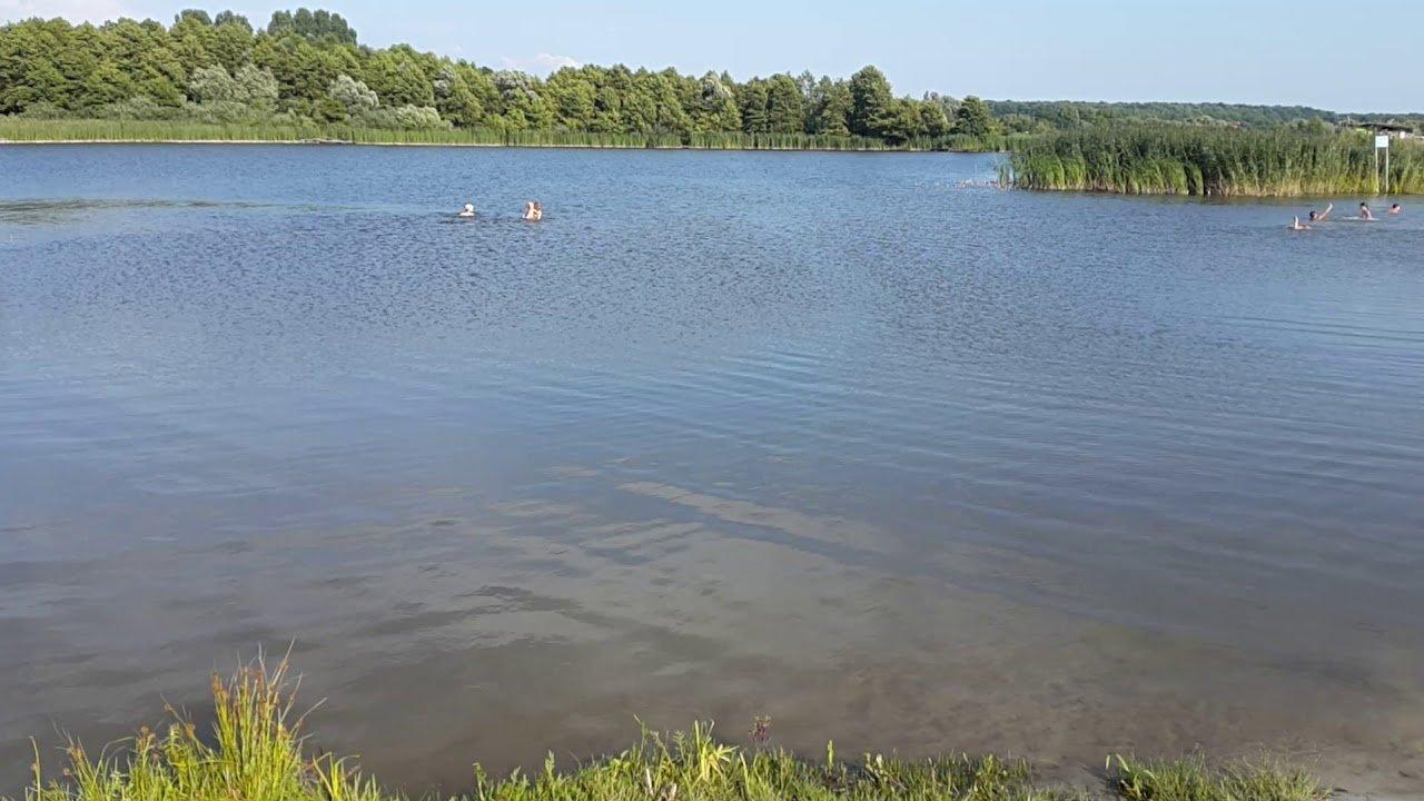 Озеро у Суховолі на Львівщині, Фото - з відкритого доступу