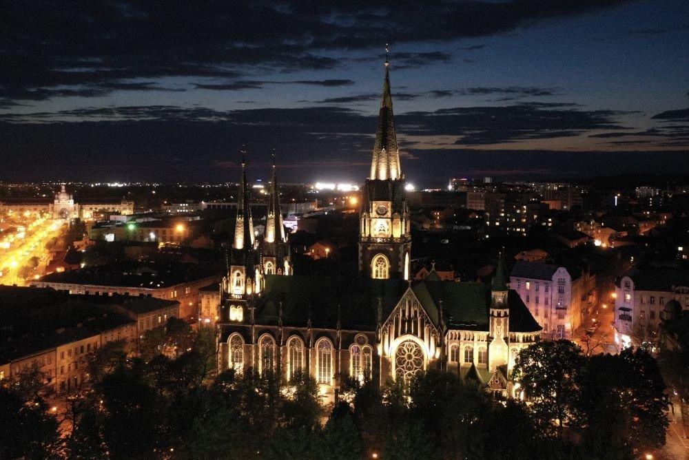 Церква святих Ольги та Єлизавети, Фото: Роман Балук