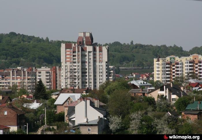 Хмарочоси міста Лева: десять найвищих будівель Львова, - ФОТО, фото-7, Фото: wikimapia.org