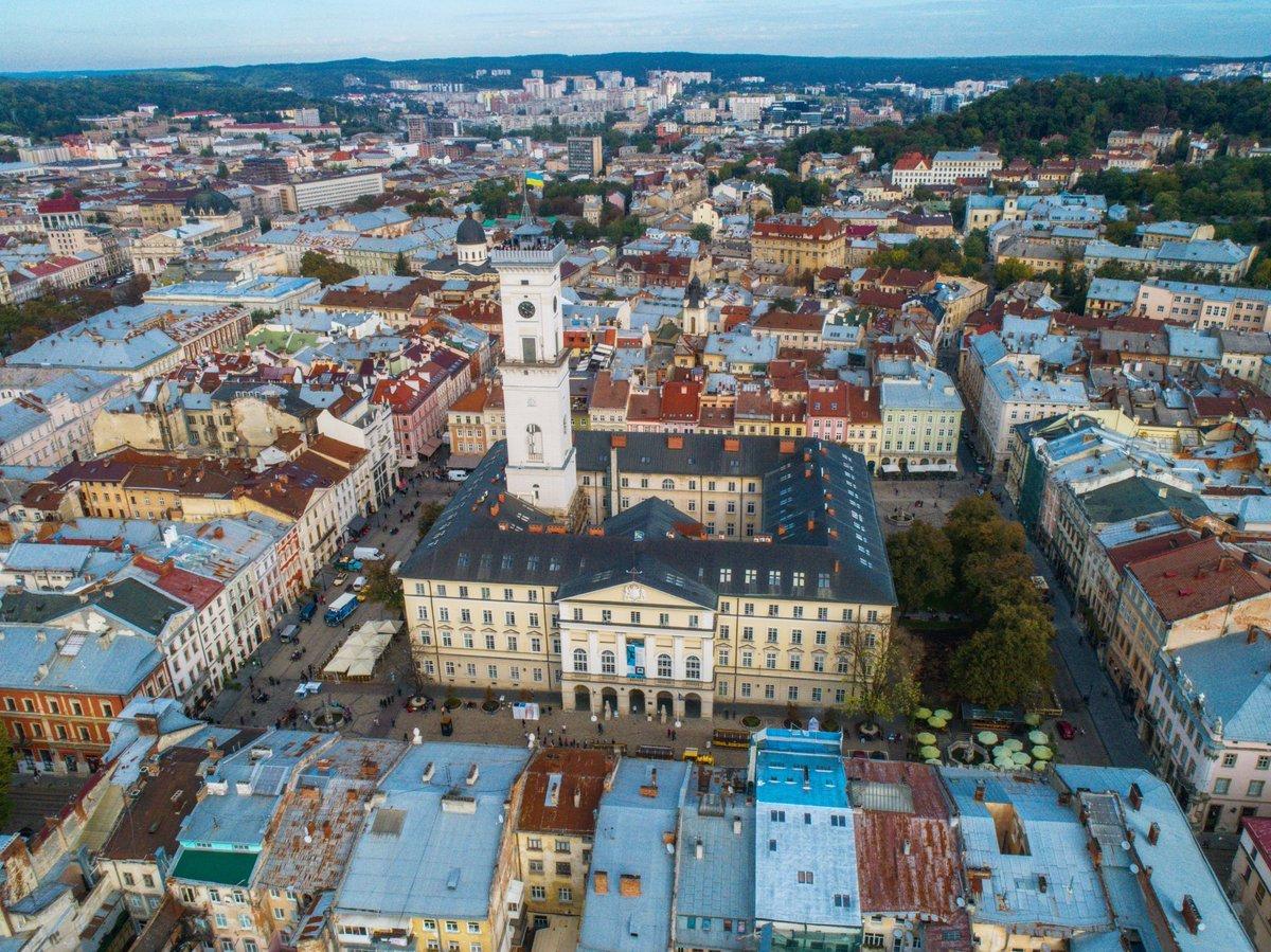 Львівська Ратуша, Фото: Ukraїner