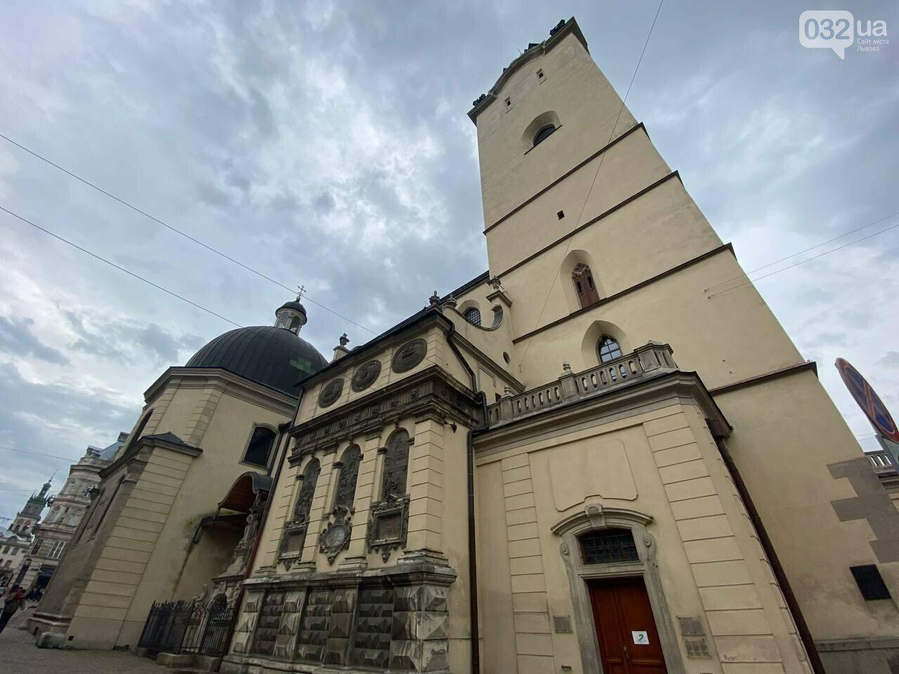 Хмарочоси міста Лева: десять найвищих будівель Львова, - ФОТО, фото-4, Фото: 032.ua