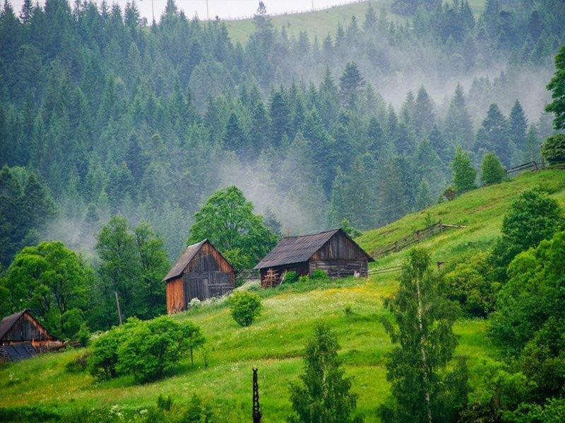 Місто Славське на Львівщині, Фото - з відкритого доступу