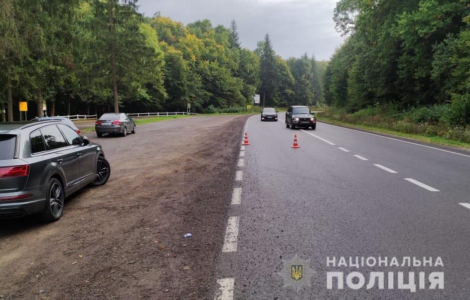 """Унаслідок ДТП загинув 39-річний водій """"Тойоти"""", Фото: поліція"""
